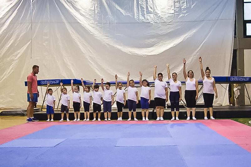 Ομάδα τραμπολίνο