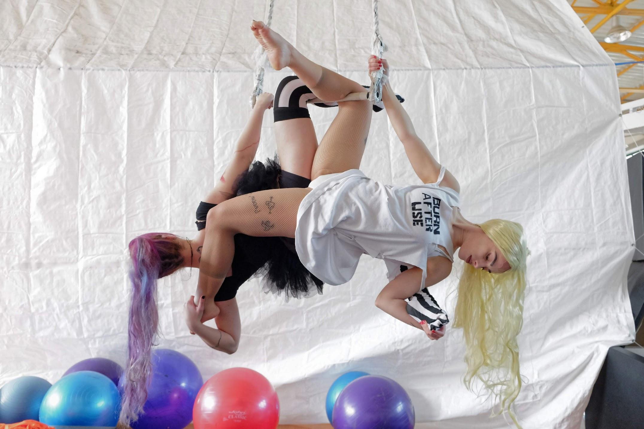 Μαθήματα trapeze